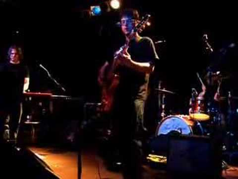 Dear John Letters - Disappointed (W/ Jon Auer on drums)