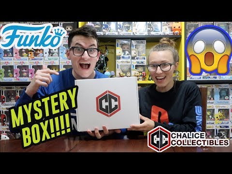 $50 Chalice Collectibles Funko Pop Mystery Box