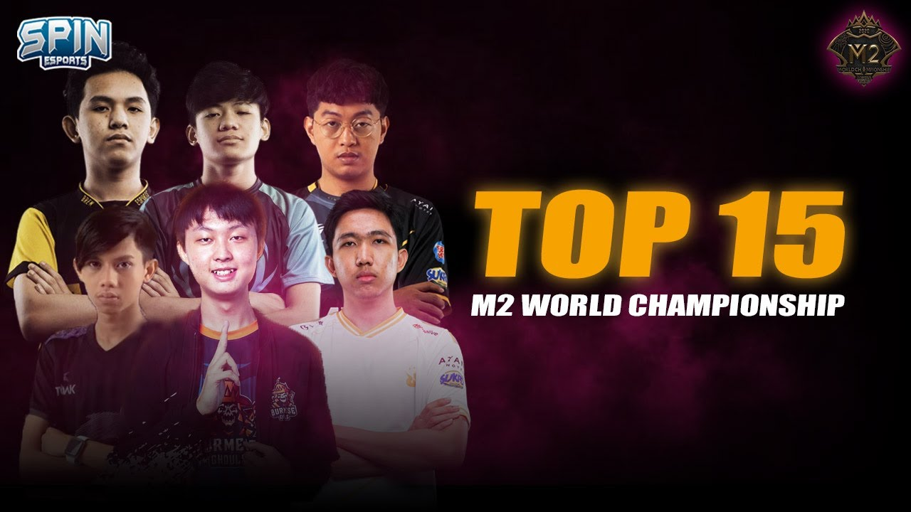 TOP 15 Highlights M2 WORLD CHAMPIONSHIP - CRAZY PLAY from PSYCHO, LEMON & KARLTZY! MUST WATCHED!