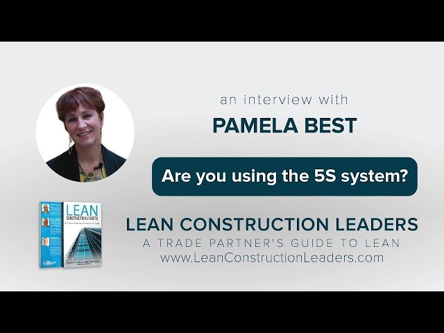 Are you using the 5S system?
