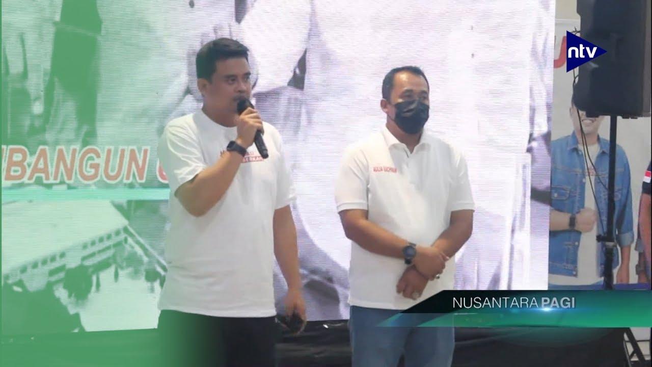 Nurdin Tampubolon MInta Bobby Bebas dari Korupsi