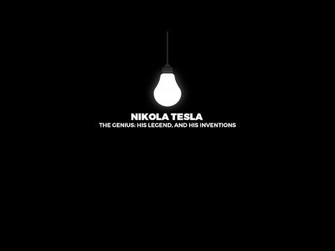 Nikola Tesla | The Genius, His Legend, and His Inventions