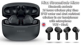StreamBuds Micro by Mixx Review