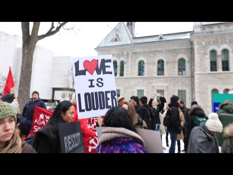 Pan-Canadian Day of Action Against Islamophobia & White Supremacy