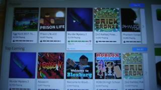 Tell me what Roblox games should I play.