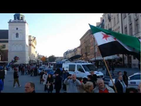 The Global Solidarity Day for the Syrian People - POLAND