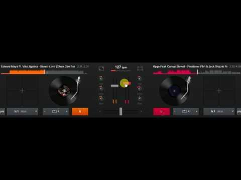 stereo love & firestone YOU.DJ