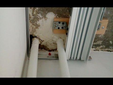 классный скрытый карниз ПК5 для натяжного потолка монтаж от и до