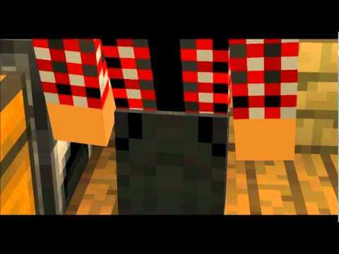 Minecraft Music Video : Tik Tok Parody by the Midnight beast