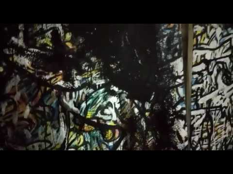 #1 Melihat Mural karya Pidi Baiq di Rumah The Panasdalam Bandung