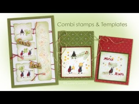 Combi stamps & templates