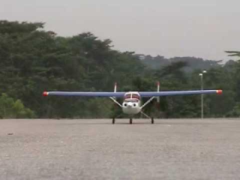 Cessna 337 Skymaster 81'' RC Airplane ARF - General Hobby