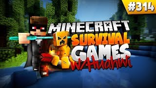 An Impossible Thanksgiving Challenge - Minecraft Survival Games #314