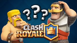 New Clash Game??? - Clash Royale