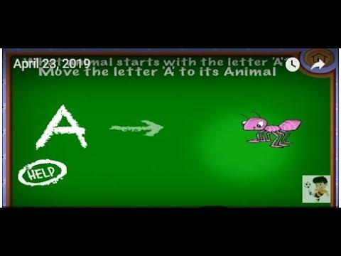 Talking ABC Animal