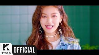 [MV] WJMK(우주미키) (설아,루다,최유정,김도연) _ STRONG(짜릿하게)