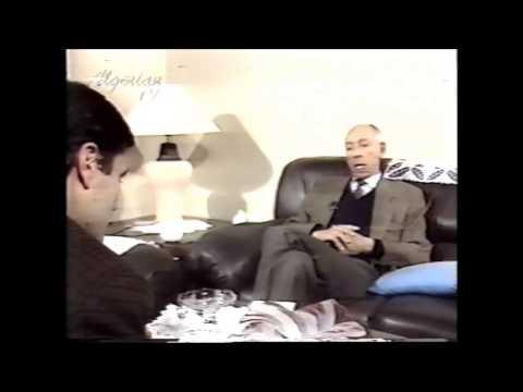 Témoignage de Mr. Boudiaf Mohamed concernant la révolution Algérienne