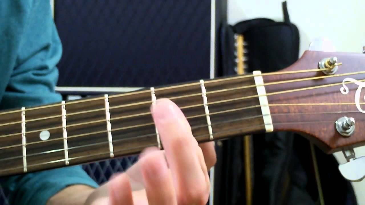 A7 Chord How To Play A Quick And Easy A7 Chord Youtube