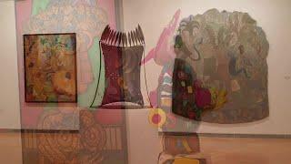 Exposición 'Un viaje de ida y vuelta' en el Da2 de Salamanca