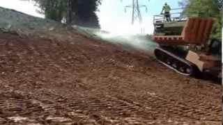 Flexterra Hydroseeding Pipeline Restoration