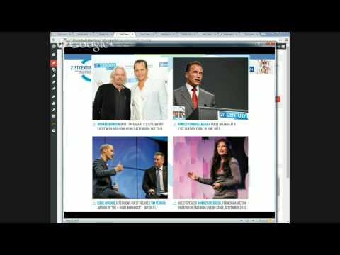 21st Century ENetwork Live Blogging Webinar