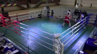Чемпионат Казахстана по боксу, полуфинал, 81 кг. Рысбек - Ахметов
