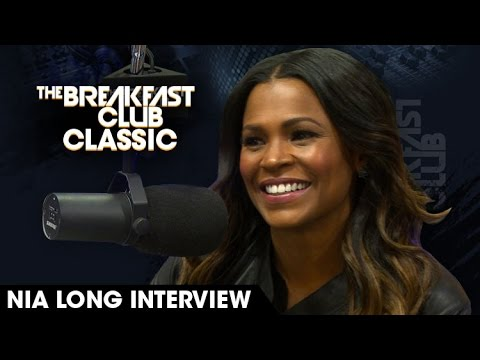Breakfast Club Classic - Nia Long 2013 Interview