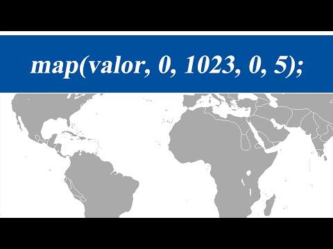 map(); en Arduino | RincónIngenieril