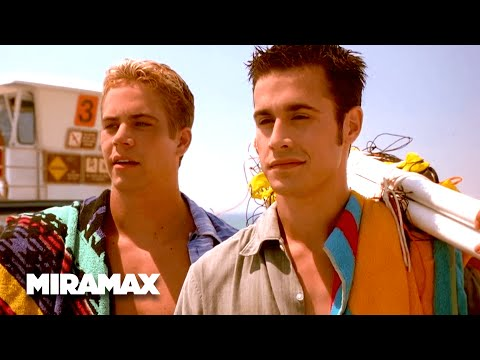 She's All That   'High School's A Beach' (HD) – Paul Walker, Freddie Prinze, Jr.   MIRAMAX