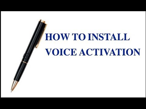[tctec-pen]-how-to-install-voice-activation-mode--testing-it