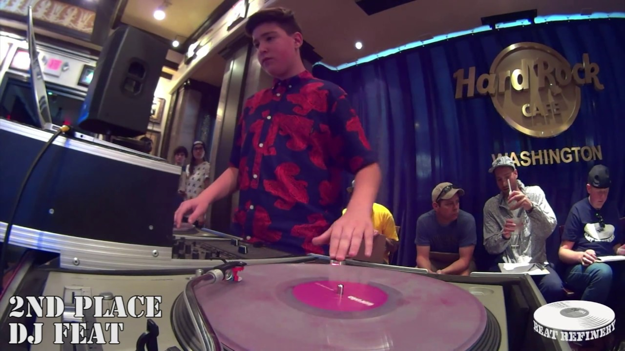 2014 Beat Refinery Mix Off - 2nd Place - DJ Feat - YouTube