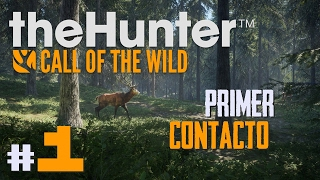 🦌 theHunter: Call of the Wild #1 | VAMOS DE CAZA - PRIMER CONTACTO | Gameplay en Español