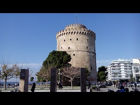 Thessaloniki, Greek Macedonia, Greece - Greece's cultural ca