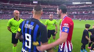 Atletico Madrid vs Inter Milan Full Match (First Half)