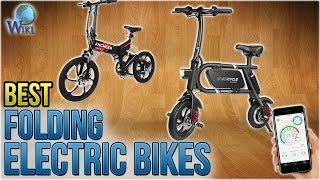 10 Best Folding Electric Bikes 2018