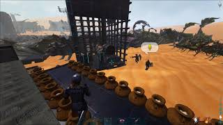Ark Official PvP | A-TEAM | Lymph Griefing YSS