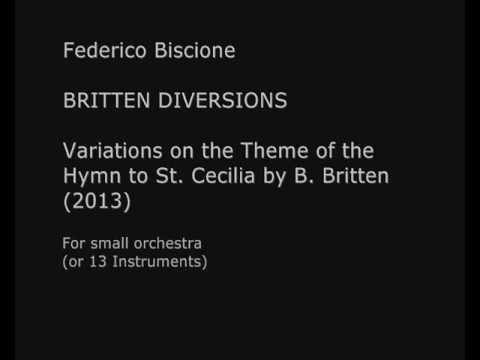 Britten: Saint Nicolas, Hymn to St. Cecilia ... - amazon.com