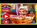 Goldie Baby Bath Care. Kids games for girls.