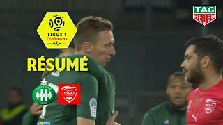 AS Saint-Etienne - Nîmes Olympique ( 2-1 ) - Résumé - (ASSE - NIMES) / 2018-19