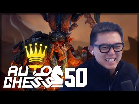 Slark 3 and the Biggest Troll Warlord EVER | Amaz Auto Chess 50