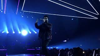 The Weeknd - The Morning LIVE
