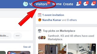 New Update!!! How To Know Stalk/Visited Your Facebook Profile - Using Simple Tricks