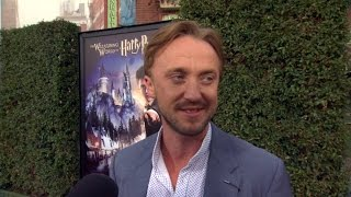Wizarding World of Harry Potter - Red Carpet Interviews at Universal Studios Hollywood