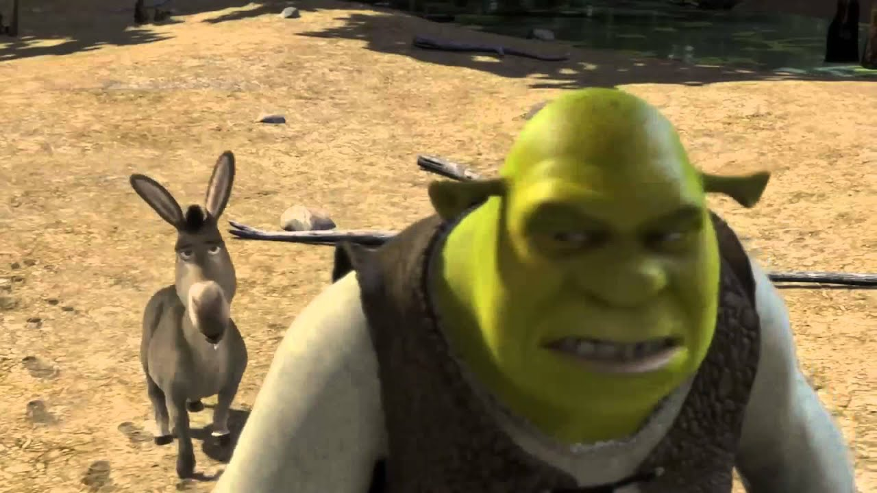 Image result for no donkey shrek