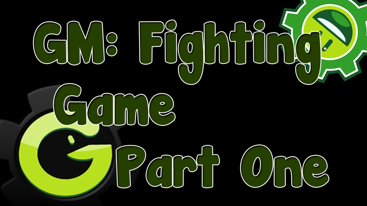 game maker fighting game tutorial