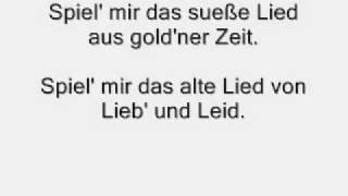 Luigi Bernauer - Du Schwarzer Zigeuner
