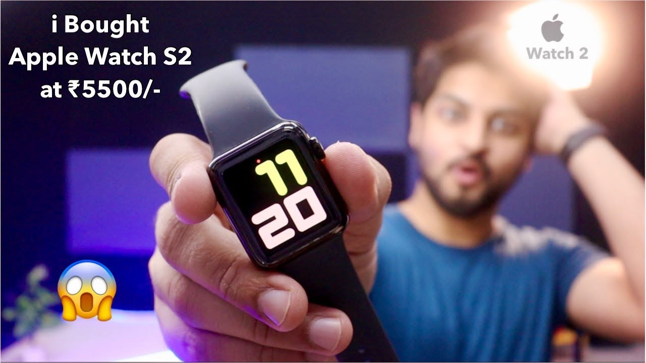 i Bought Apple Watch 2 at 5500/- | Should You Buy This in 2021? | Mohit Balani