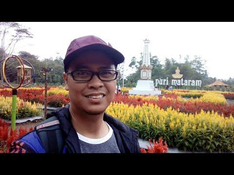 jjs-ke-taman-bunga-puri-mataram-|-wisata-terbaru-yg-kekinian-di-jogja-2018
