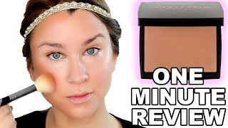 ANASTASIA BEVERLY HILLS BRONZER ONE MINUTE REVIEW | PAY OR PASS?! | Beauty Banter