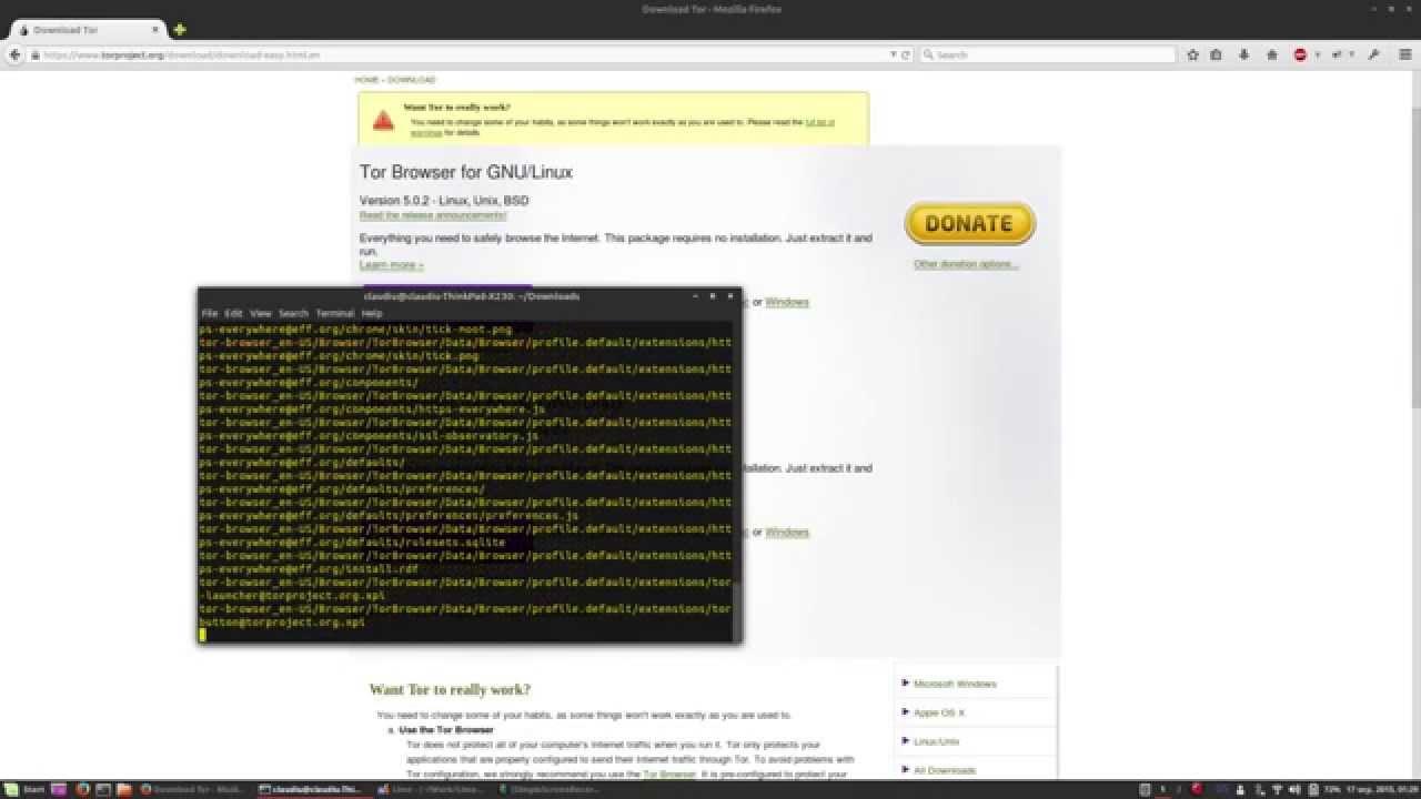 Tor browser не запускается linux hydra2web tor browser скачать на планшет hydra